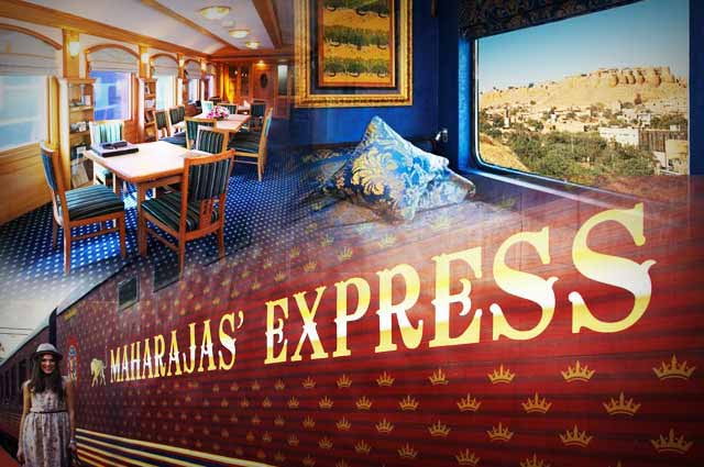 Top 7 Luxury Trains in India