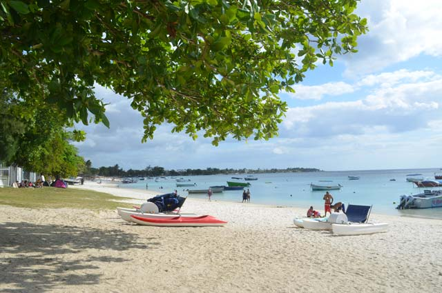 Trou Aux Biches is one of the renowned places to visit in Mauritius.