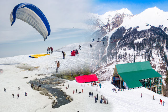 Try Your Hands On Paragliding In Manali And Relish The Thrilling Experience This 2021