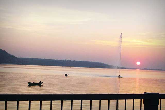 Upper Lake and Lower Lake is one of the most visited places in Bhopal