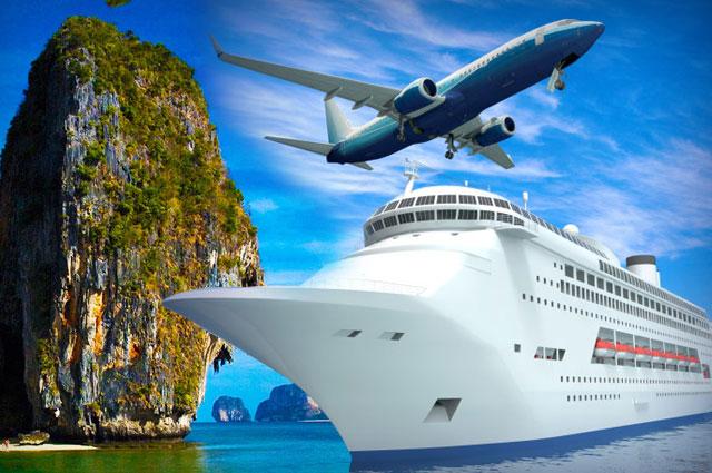 Ways for Reaching Andaman Islands
