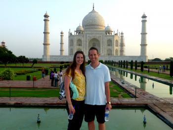 Golden Triangle with Rajasthan Tours