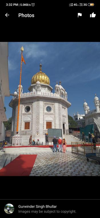 Gurudwara Shri Teg Bahadur ji🙏