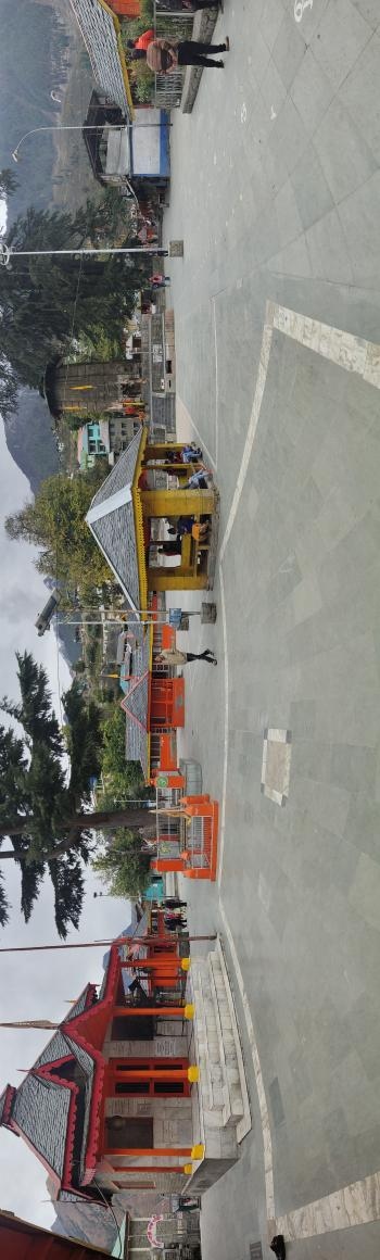 Bharmour CHAMBA  chaurassi temple