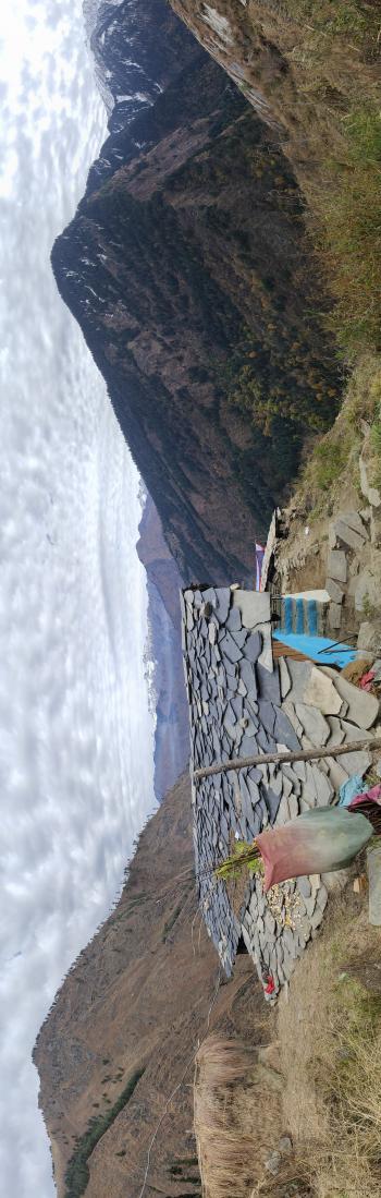 Dhauladhar mountain near CHAMBA