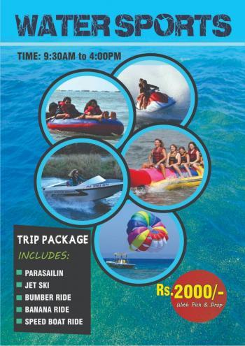 watersports Package
