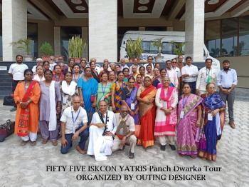 Gujarat Pilgrimage Group by Outing Designer