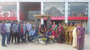 Mr Venumadhav, Shakti Peeth trip