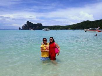 Ms Debnath, Thailand Tour