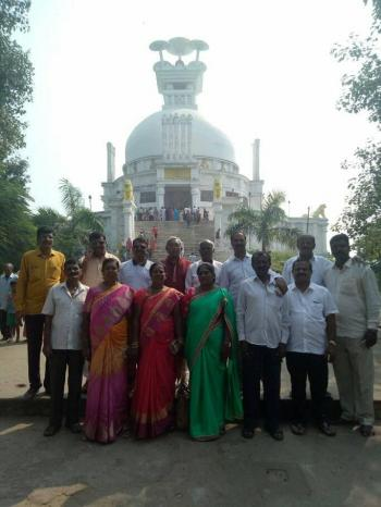 Mr Sundar Balaji, Bhubaneswar Puri tour