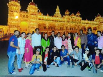 Mr Shrikant, Karnataka Tour