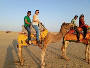 Mr Debnath, Rajasthan Tour