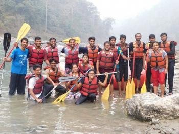 Mr Pankaj, Student trip to Sikkim
