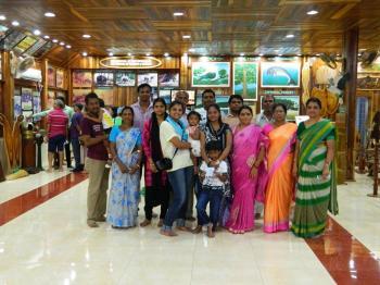 Mr Dinesh, Andaman tour