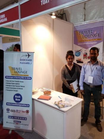 Travel Lounge at IITM