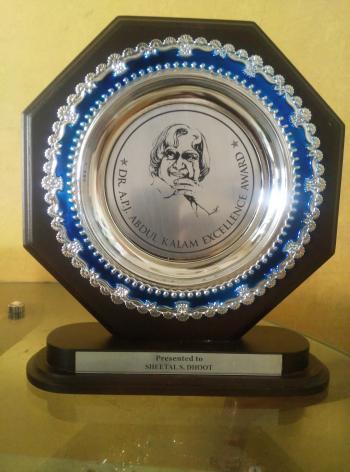 Dr. APJ Abdul Kalam Excellence Award