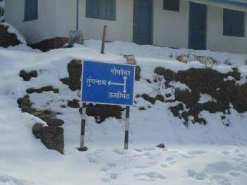 Trip of Chopta & Saari