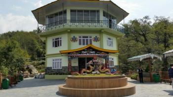 Tashi View Point in Gangtok