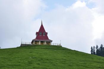 Maharani Shiv temple Gulmarg