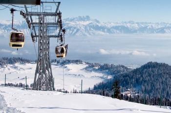 Gulmarg Gondola world highest cable car