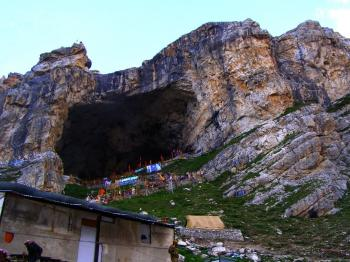 Holly Amarnath cave