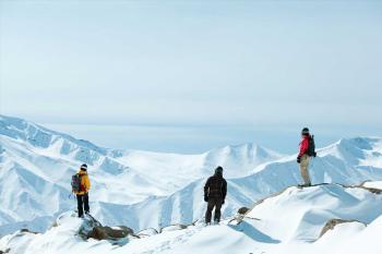 Gulmarg Himalayas