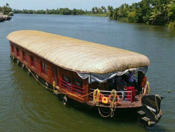 Ten Bedroom Houseboat