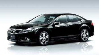 Honda Accord Black Car