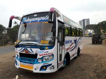 Mini Bus 21 seter