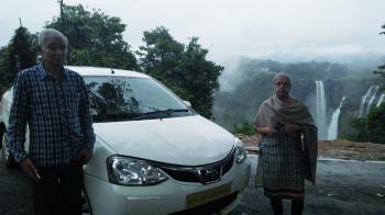 Mr. HM Agarwal & Family