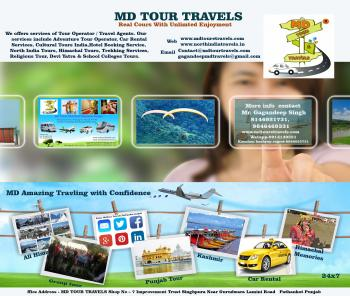 Best Himachal and j& k Tour Packages