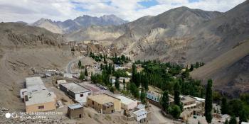 Lama Yuro Srinagar-Leh Highway