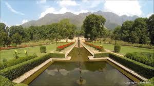Mughal Garden of Kashmir