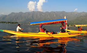Shikara Ride on Dal Lake Kashmir
