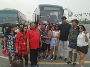 Rathod Family - Dubai Tour
