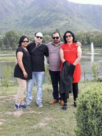 Kashmir - Yevankar