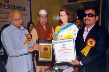 National Udhyog Leadership Award