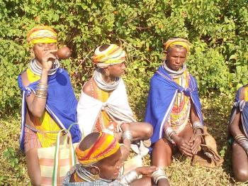 Bonda Tribes - Orissa Tribal Tours