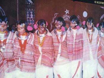 Dhemsa Dance of Dongaria Kondh- Odisha