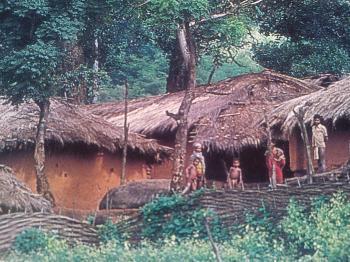 Bonda Tribal Village- Orissa Tribal Tours