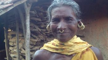 Bora Paraja Tribe at Village- Odisha