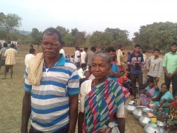 Munda Tribe at Market- Odisha (Orissa)