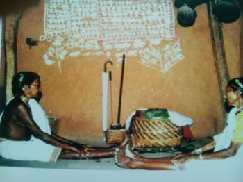 Lanjia Saura Shaman- Orissa Tribal Tours