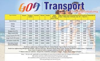 Goa Transport