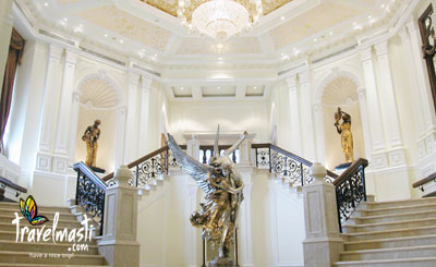 Hotel Taj Krishna Luxury Hotel In Hyderabad Accomodation
