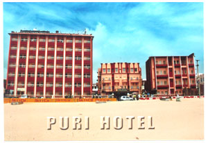 Puri Hotel Heritage Hotel In Puri Accomodation In Puri India Id 4575