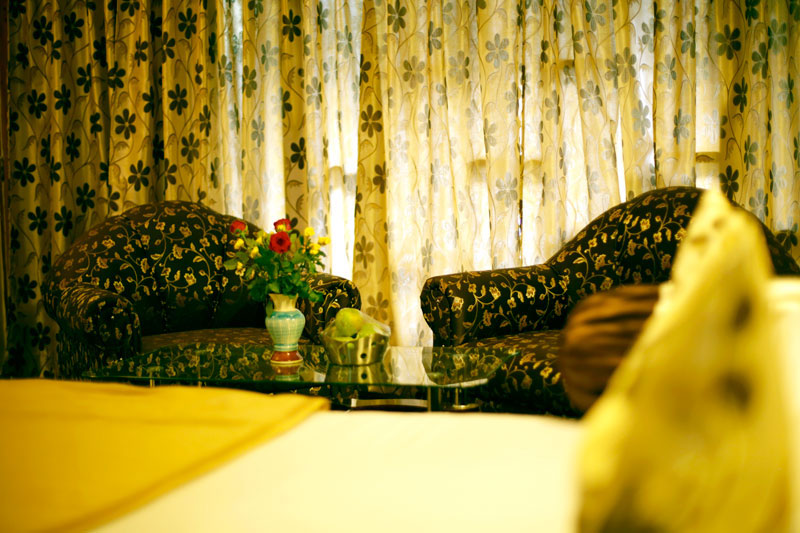 Ambience Inside Rooms