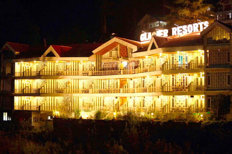 Glacier Resorts Manali