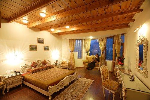 Ambassador Resorts Luxury Hotel In Manali Accomodation