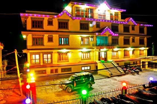Hotel Pride and Spa,  Jomsom Nepal